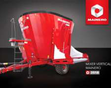 Mixer Vertical Mainero 2518 - 14 M3