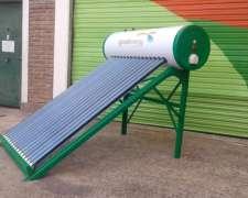 Termotanque Solar 185l (incluye Resistencia y Ánodo)