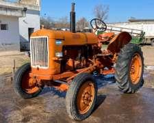 Tractor Usado Someca OM. Solo TDF