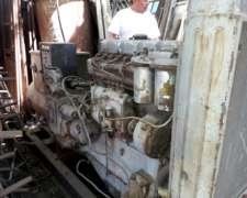 Motor Fiat 780 con Motosoldadora Corradi