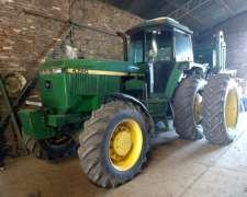 Jhon Deere 4760, Motor 1185