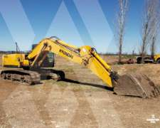 Excavadora Hyundai 210 LC-7 (id650)