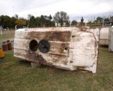 Reparación De Tanques Pulverizadoras De Arrastre