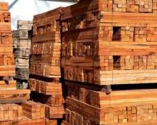 Varilla Alambrado X 1,20 Curupay 1ra en Stock