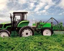 Tractor de Altura Elevada para Pulverizar RC 950h de 95hp
