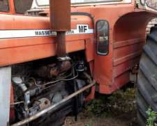 Tractor Massey Ferguson 1075 con Cabina