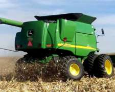 John Deere 9650 - Financiacion Hasta 5 Años