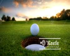20 Has. Club de Golf Privado 9 Hoyos en Berazategui