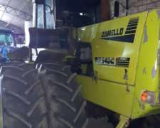 Zanello 540. Motor 500 Horas