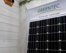Kit Energía Solar Rural Greentec