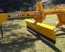 Niveladora Corti 302. Disponible