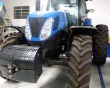 Tractor New Holland T7 245 Entrega Inmediata