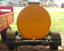 Tanque Cisterna de 1100 Litros.