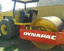 Compactador Autopropulsado Dinapac CA25