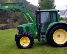 Tractor John Deere 6320 Premium año 2003