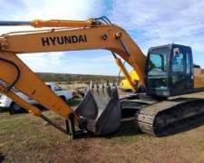 Excavadora Hyundai 250lc-7 (id589)