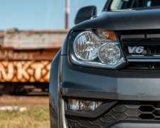 Volkswagen Amarok V6 Comfortline 4X4 Aut. 258cv Espasa SA