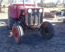 Tractor Anomacg R 75 con Hidraulico y Toma Fuerza