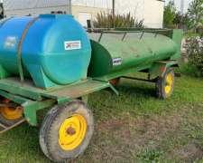 Tanque Ardanaz de 2200 con Baulera y Deposito de Agua