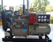 Grupos Electrogenos Diesel 30kva (cons 004)