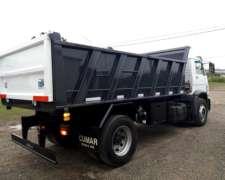 Volcadoras Cumar Representante JCG Camiones y Remolques