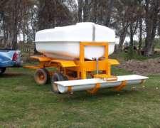 Acoplado Tanque Argenplast 6.500 Litros