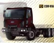 Camión Ford Cargo 3129 Corvial