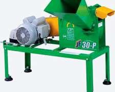 Picadora De Forraje 500 Hasta 3500 Kg/h
