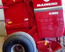 Rotoenfardadora Mainero 5881- 5886