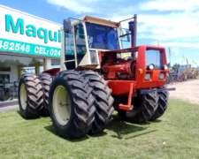 Tractor Zanello 460 Motor Deutz 190 HP. muy Buen Estado Gral
