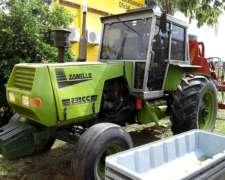 Tractor Zanello 230 Cc, Con Cabina