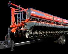 Sembradora Autotrailer TI con Fertilización - Gimetal