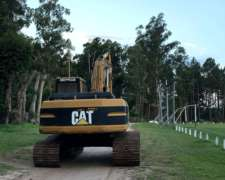 Retroexcavadora Caterpillar 320l Acepto Permuta Retro Pala