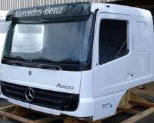 Cabinas 0km Mercedes Benz Atego