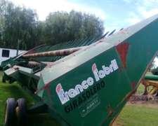 Girasolero Franco Fabril 16 Surcos Bandeja Angosta