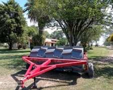 Rolos P/renovales Post Desmonte Nuevo 3 Mts Disponible