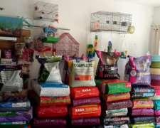 Huellitas Areco Pet Shop - Alimentos Balanceados - Animales