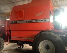 Cosechadora Massey Ferguson 5650 Advanve