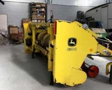 Recolector Pick UP John Deere 630c
