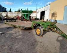 Carreton Hidraulico Agromac P/6tn