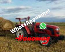 Tractor Hanomag 604a 60hp 4wd Agricola Promo