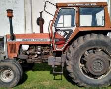 Tractor Massey Ferguson 1215 Duales Cabina Doble Con/remoto