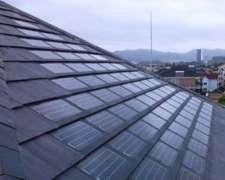Teja Solar Flat de 20w