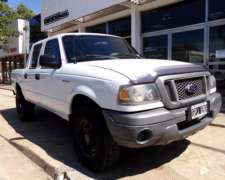 Ranger D/cabina 3.0 TDI Power Stroke XL Plus 4X2 año 2007