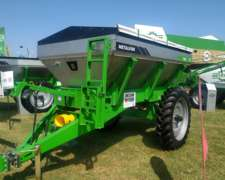 Fertilizadora Metalfor FSA 4500 de Arrastre