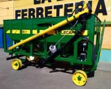 Tolva Semilla y Fertilizante 14 TT Lecar