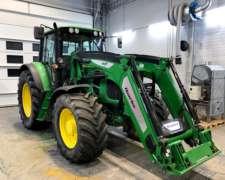 Tractor John Deere 6530 del ANO 2007