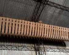 Vendo Cabezal Recolector De Legumbres