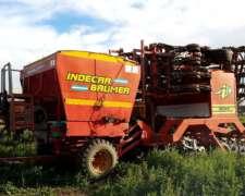 Air Drill De Directa Indecar Baumer 47 A 20 Escucho Ofertas