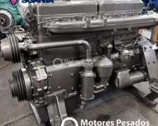 Motor Scania 112 - 360 HP - Reparado con 04